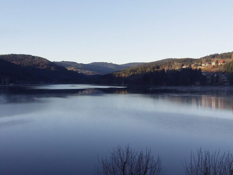 1 week itinerary in the Black Forest - Tranquil Lake Titisee