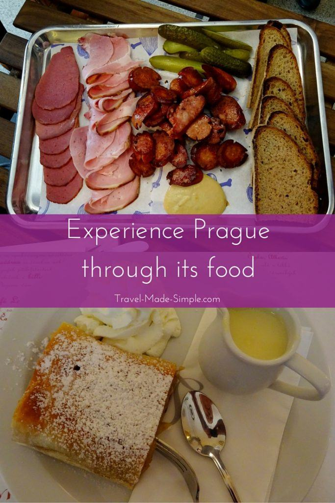 Prague food tour review