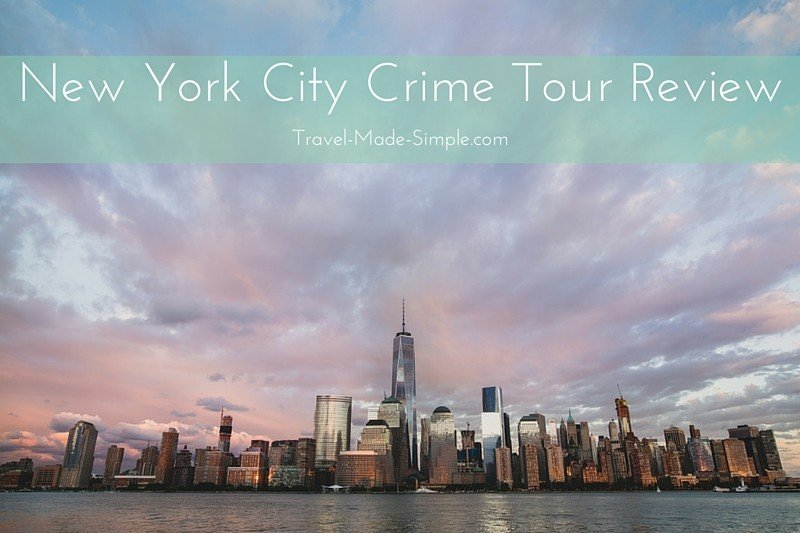Walks of New York Crime Tour Review