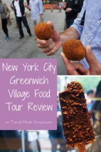 NYC is one of the best cities in the US for food. Gigi tells us about her New York City food tour and what she learned about the city through its food. #nyc #newyorkcity #usa #traveltips