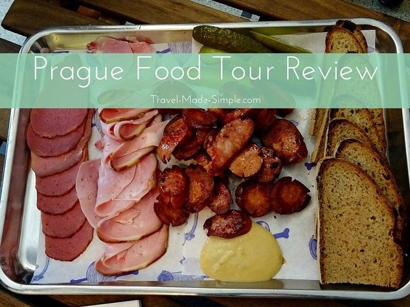 where to eat in Prague - Prague Food Tour Review