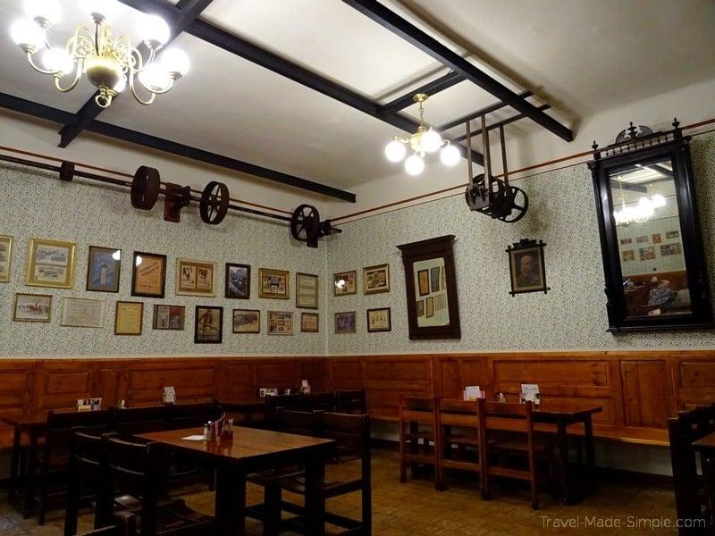 where to eat in Prague - Prague craft beer tour