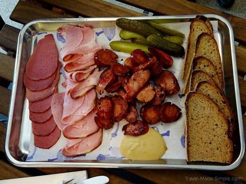 what to eat in Prague - Prague food tour