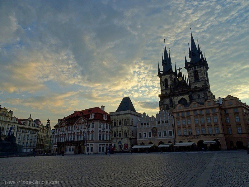 Prague itinerary: how to spend 3 days in Prague