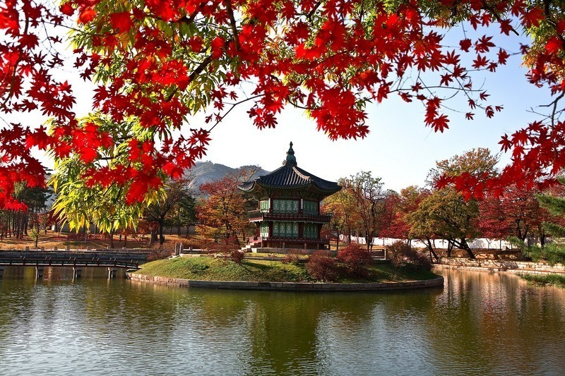 South Korea itinerary temples palaces