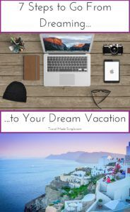 Organizing and planning your dream vacation can be overwhelming. Here's how we research and how to plan a trip. Follow these 7 tips and you'll be on your way soon. #traveltips #travelplanning