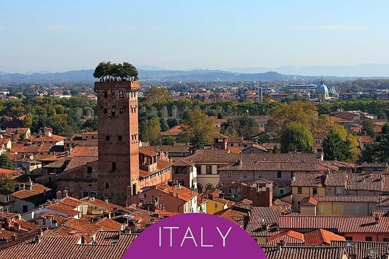 plan a trip to Italy