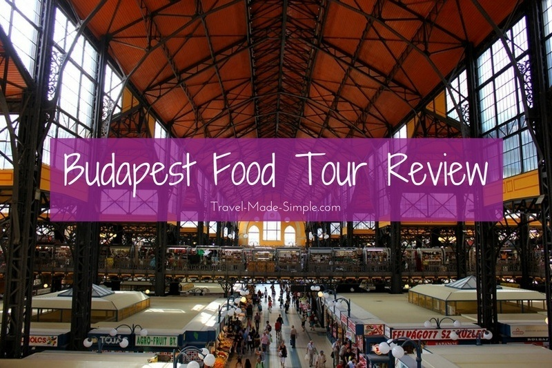 Budapest food tour review