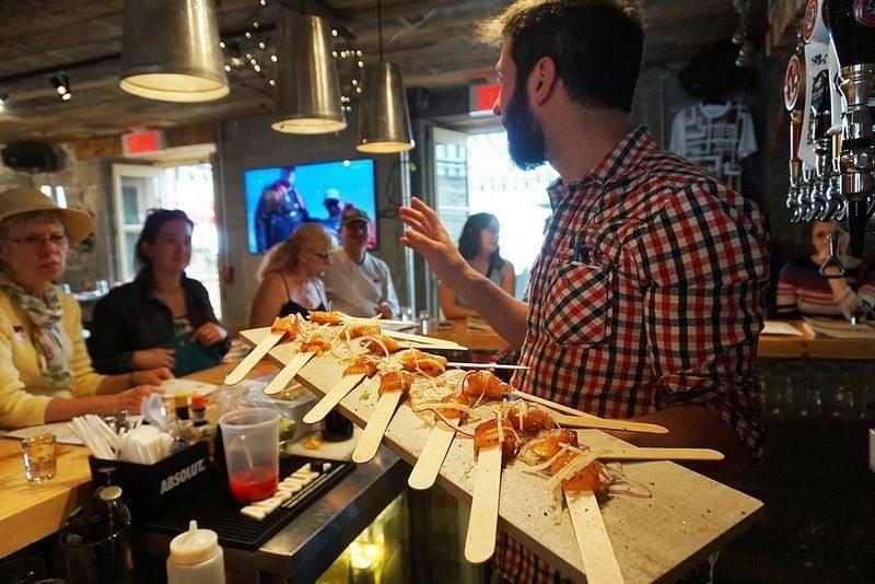 Quebec City Food Tour Review