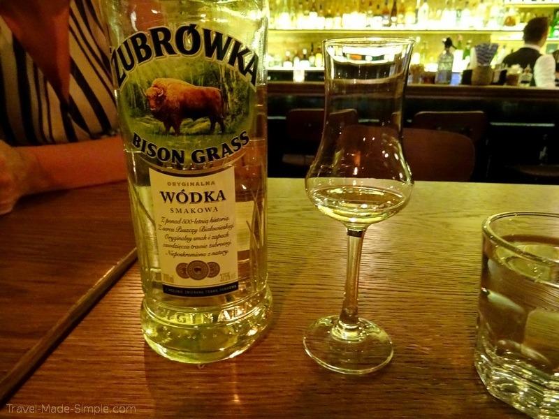 Eat Polska Warsaw vodka tour review