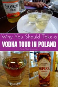 One of the things Poland is famous for is its vodka. In my Eat Polska Warsaw vodka tour review I explain what we learned about vodka traditions and culture and why you should take a vodka tour in Poland. #poland #vodka #warsaw #krakow #gdansk #traveltips