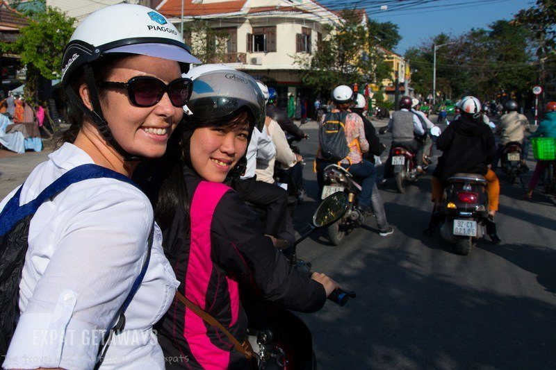 Hoi An, Vietnam Food Tour by Motorbike Review