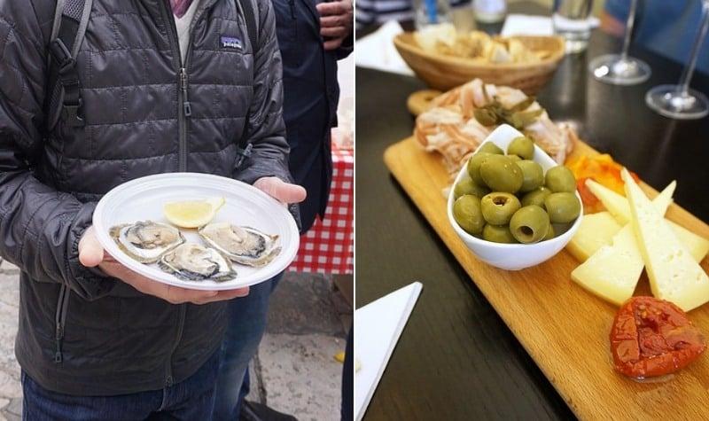 Dubrovnik Croatia food tour review