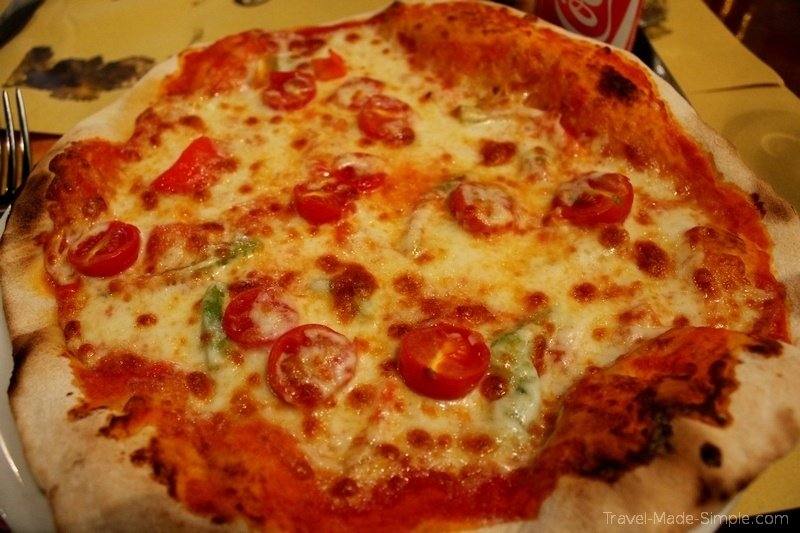 fun things to do in Rome - food tour