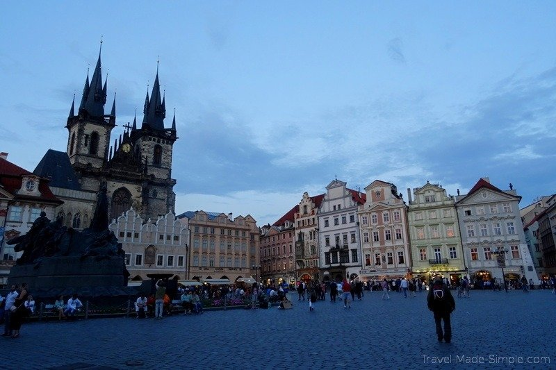 where to stay in Prague CZ