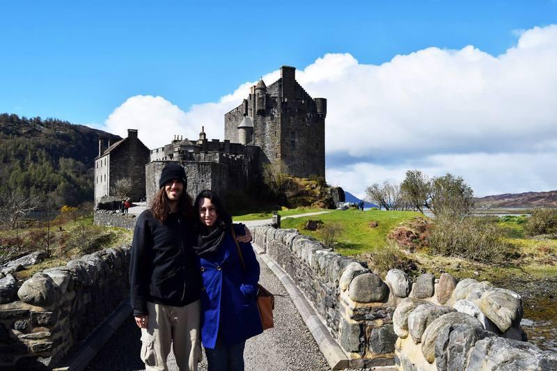 Scottish Highland tours - Eileen Donan