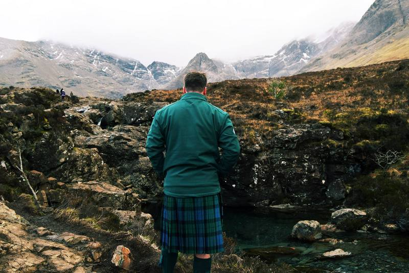 Scottish Highlands tour review Fairy Pool