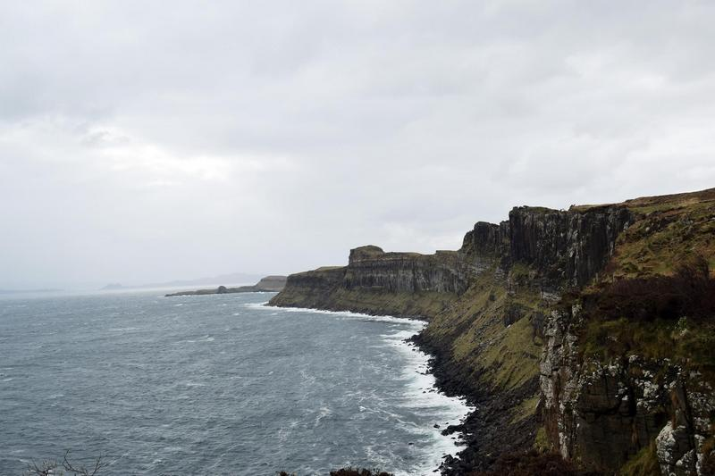 Scottish Highlands tour review Kilt Falls
