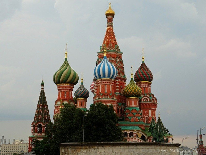 Viking Russia river cruise Moscow Red Square