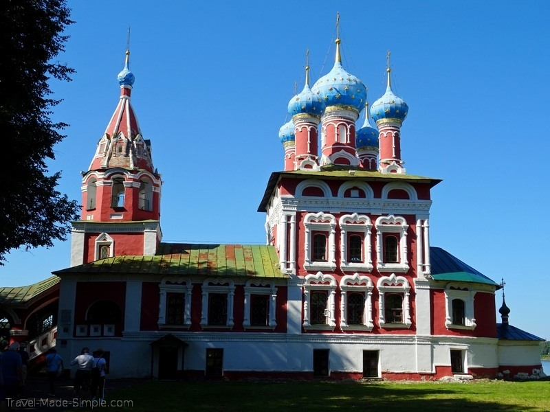 Viking Russia river cruise Uglich