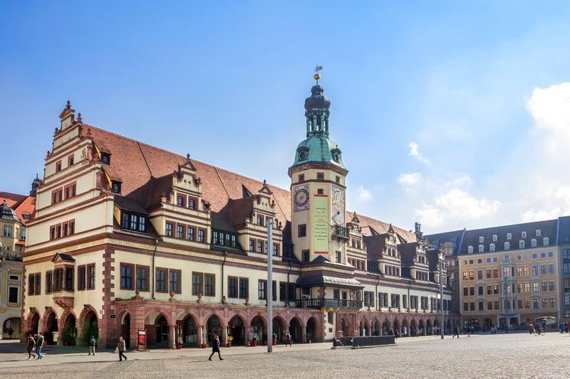 1 week in Germany Leipzig