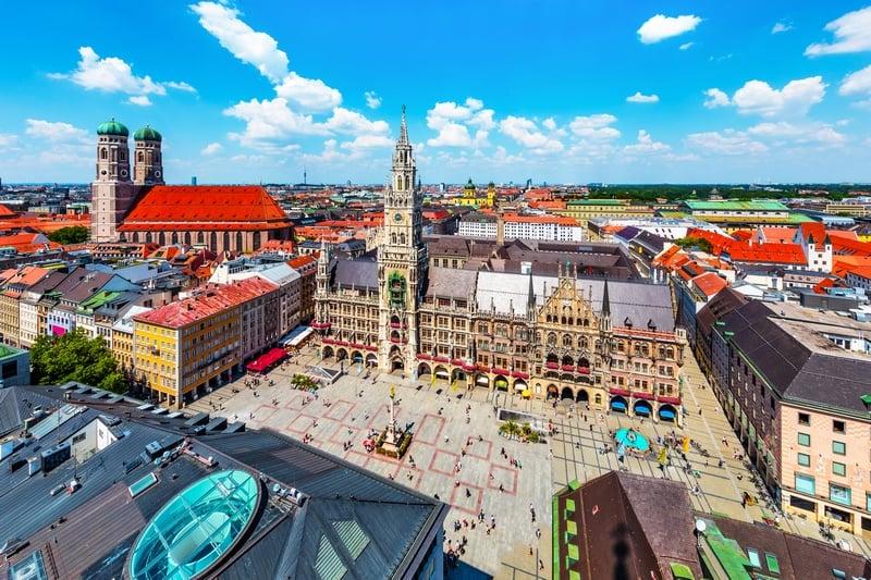 1 week in Germany - Munich