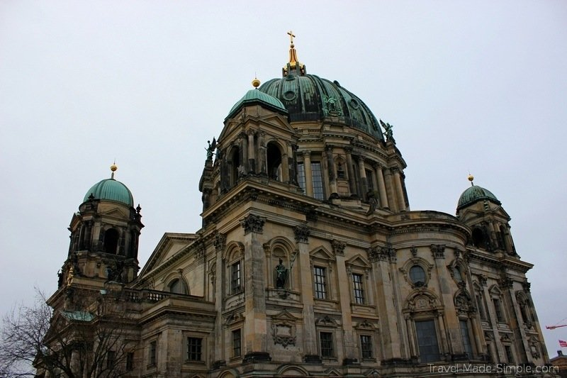 Berliner Dom Germany itinerary 2 weeks