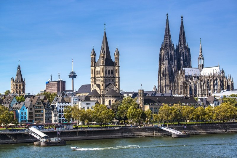 Cologne Germany 1 week itinerary