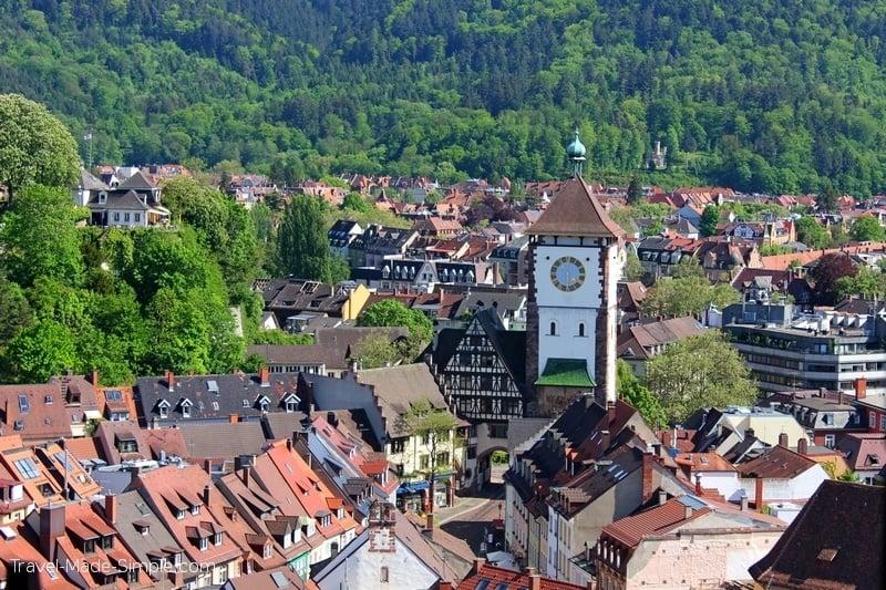 Freiburg Germany itinerary Black Forest