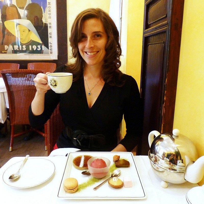 where to eat in Paris - Mariage Freres