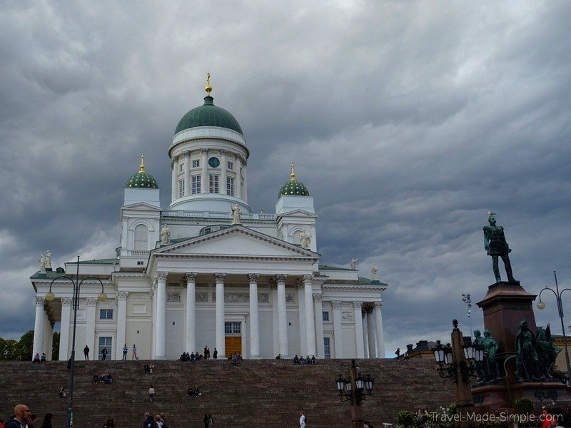 Layover perks free stopover - example Helsinki, Finland