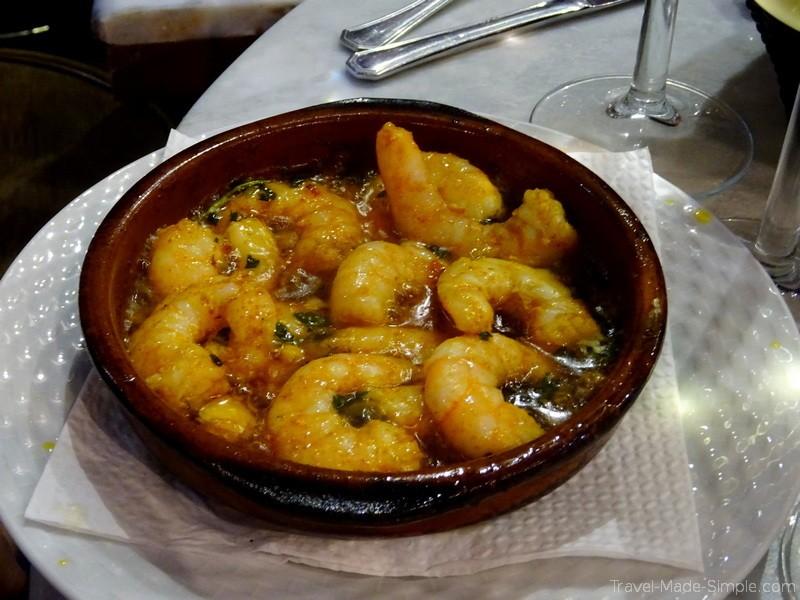 3 days in Malaga food tour