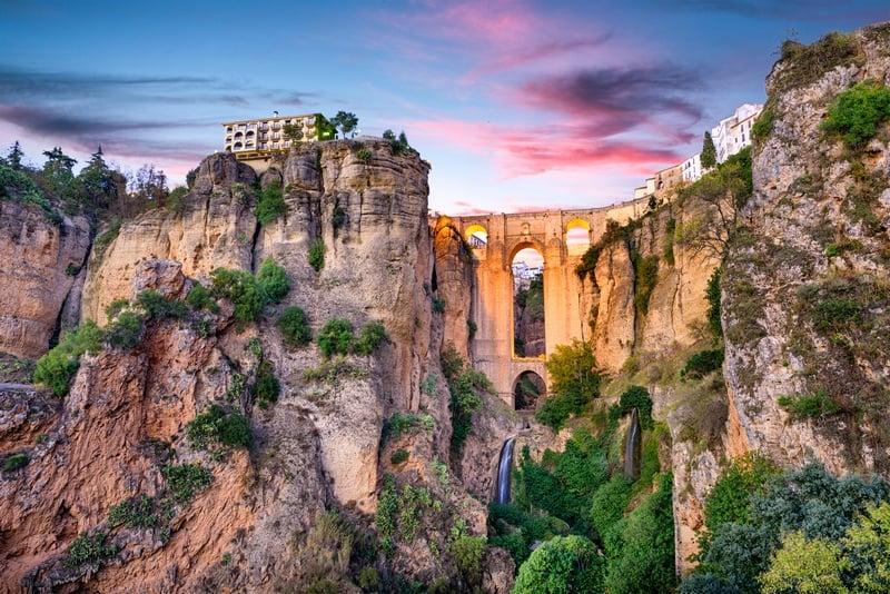 day trips from Malaga - Ronda