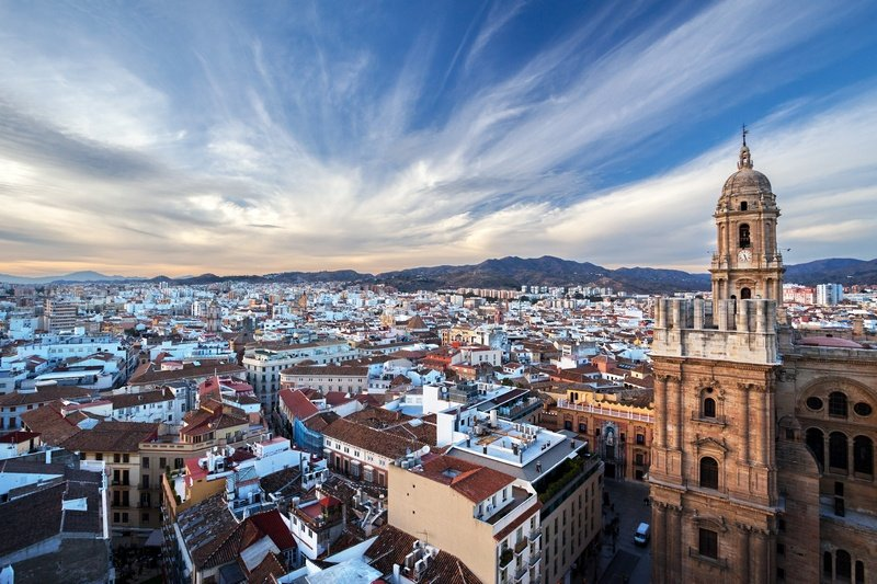 What to do in Malaga, Spain: Exploring Wine and Castles