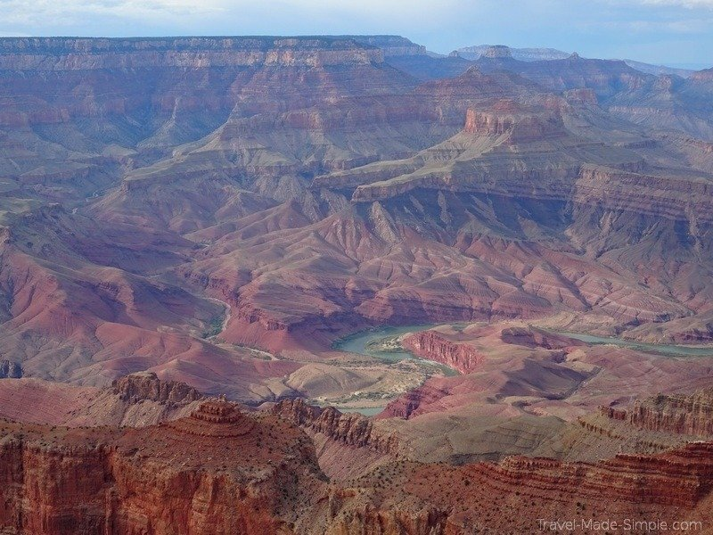 ultimate guide to planning a campervan road trip in the western US - Grand Canyon National Park