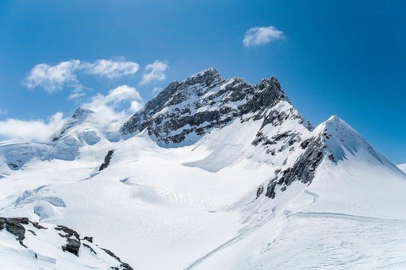 Switzerland itinerary Bernese Oberland Jungfrau Mountain