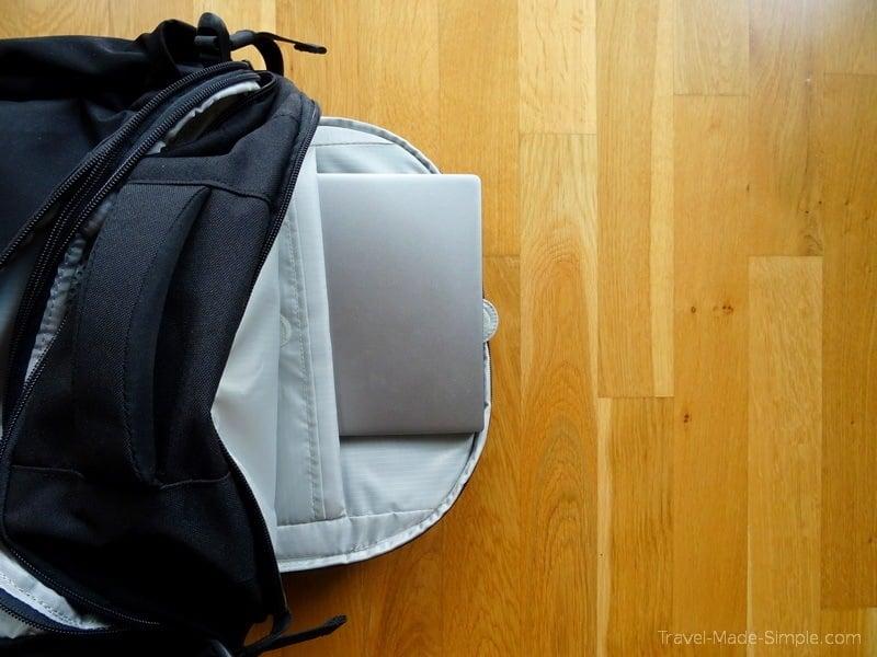 Tortuga 35L Setout backpack for women laptop sleeve