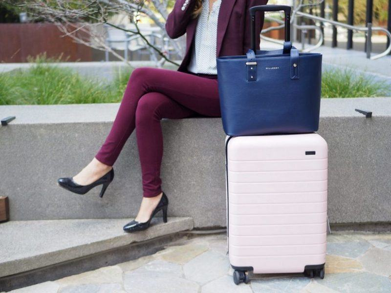 best suitcases for carry on travel Away Bigger Carry-On Suitcase