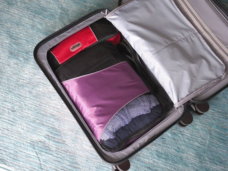 Best suitcases for carry on travel Chester Minima