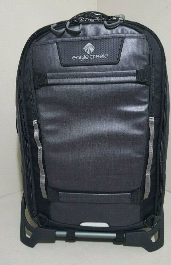 best carry on sized suitcases Eagle Creek Morphus