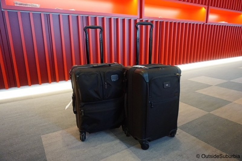 best rolling suitcases for carry on travel TUMI