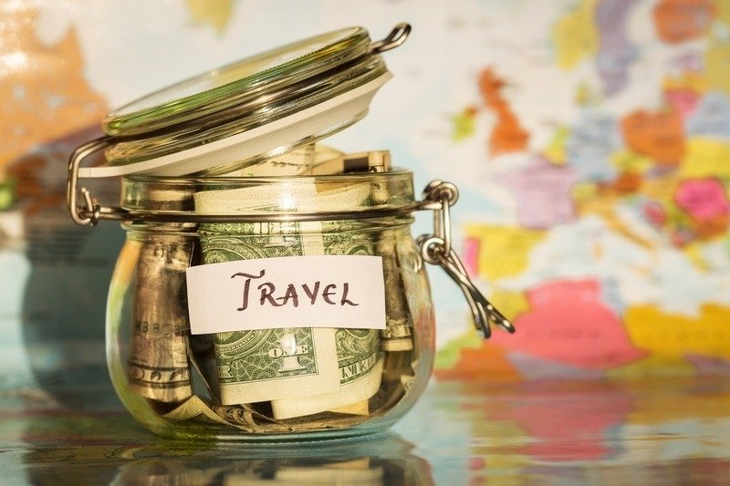 saving money and budgeting for travel