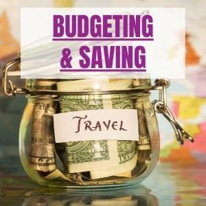Travel Made Simple budgeting saving