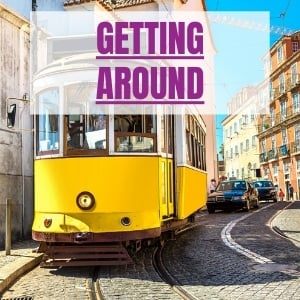 Travel Made Simple getting around