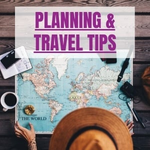 planning and travel tips
