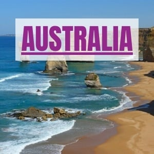 Australia itineraries and tours