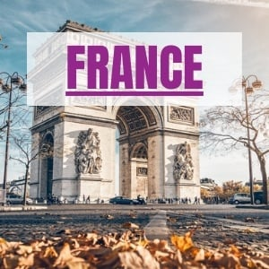 destinations France itineraries and tours