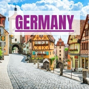 destinations Germany itineraries and tours