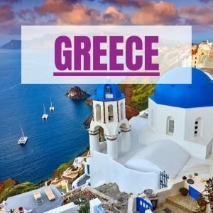 Greece itineraries and tours
