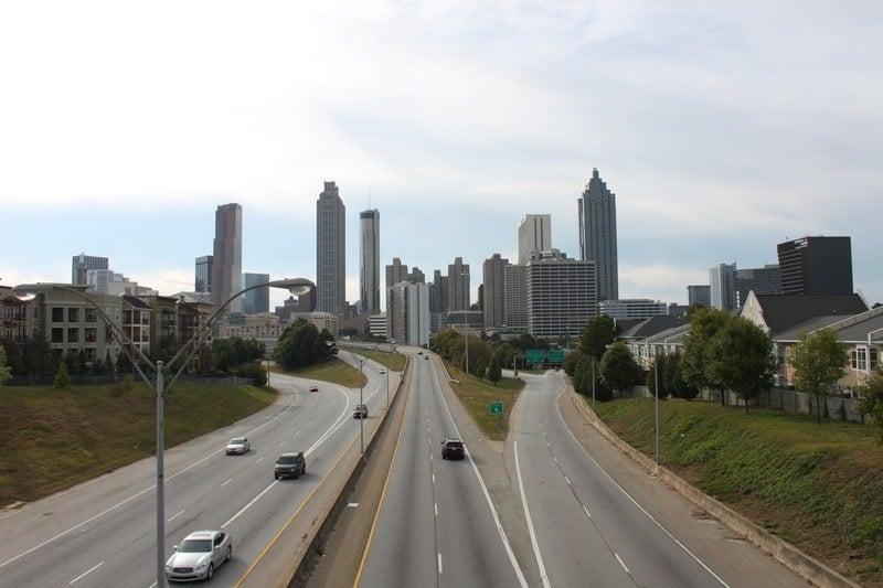 3 days in Atlanta Skyline